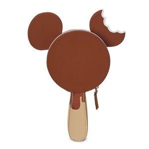 Mickey Ice Cream Bar Coin Purse